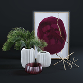 Vase Decor Set