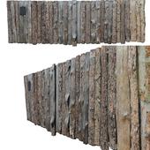 Wood_fence/ Старый забор