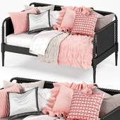 Crate&Barrel JENNY LIND DAYBED