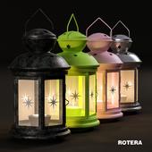 Lantern Ikea Rotera