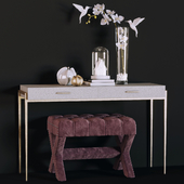 Louvrehome Montgomery Console BD-227400
