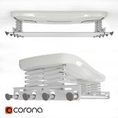 Automatic clothes dryer SensPa Marmi Compact