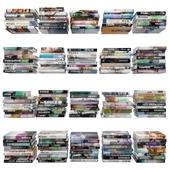 Books (150 pieces) 1-9-52