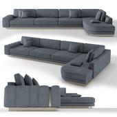 Giorgio Collection Charisma sectional sofa