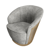 Giorgio Collection Swivel occasional chair
