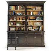 Книжный шкаф, библиотека Versailles. Maisons du monde