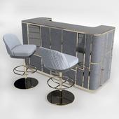 Giorgio Collection Charisma Bar-stool