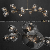 Collection Branching bubble 13 lamps