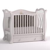 Детская кроватка Gabriella luxury plus