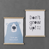 Picture H & M Home (Bear and Grow Up)
