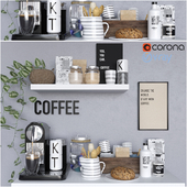 Coffee home bar