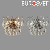 ОМ Бра с хрусталем Eurosvet 10081/2 Crystal