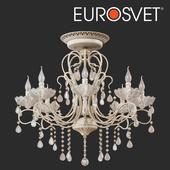 ОМ Люстра с хрусталем Eurosvet 12205/8 Etna