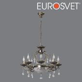 ОМ Люстра классическая с хрусталем Eurosvet 22585/8+3 Venezuela