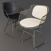 MDF Italia: ArmChair - Flow Filo Indoor and Outdoor with Cover