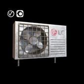 Split Conditioner System LG