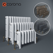 Castrads Cast Iron Radiators