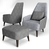 Giorgio Collection Charisma Occasional chair