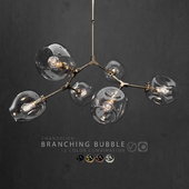Collection Branching bubble 6 lamps