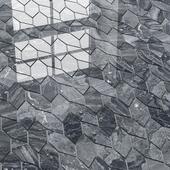 Мозаика Villeroy & Boch Timbre Dark Grey