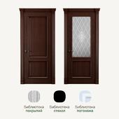 """Фабрика межкомнатных дверей """"Терем"""": модель Rimini 2 (коллекция Classic)"""