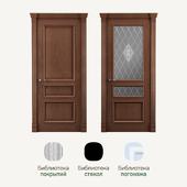 """Фабрика межкомнатных дверей """"Терем"""": модель Rimini 3 (коллекция Classic)"""