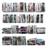 Books (150 pieces) 1-9-61