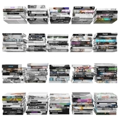 Books (150 pieces) 4 1-5-2