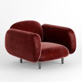 Moira armchair by Enostudio