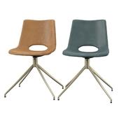 Cordelia Swivel Side Chair