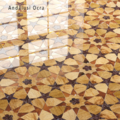 Мозаика Sicis SiciStone Andalusi Ocra