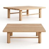 Piet Boon HIDDE Coffee table / Coffee table