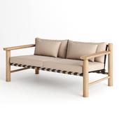 Piet Boon HIDDE Garden sofa / Garden Sofa