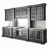 Kitchen Diva Black