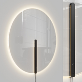 Настенные светильники Vibia Guise (2 размера).