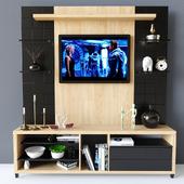 TV Cabinet Set 1