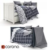 Кровать MK Leroys Nova1