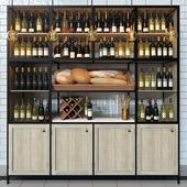 Набор для декорирования винного бара