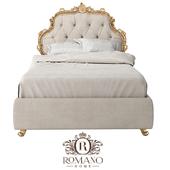 (ОМ) Кровать Жозефина Mini Romano Home