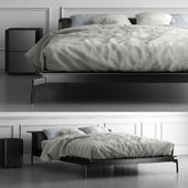 Cassina L41 Sled Bed
