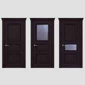Дверь Белоравуд АРТ3 Каштан