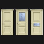 Дверь Белоравуд АРТ3 Слоновая кость