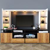 TV Cabinet Set 2