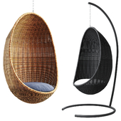 Hanging Egg Chair | Sika Design