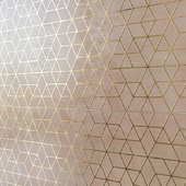 Decorative elements ATLAS CONCORDE MEK Rose Hexagon