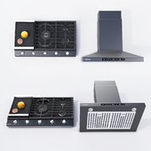 Oven Cooktop