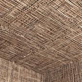 Bramch ceiling / Потолок из веток №2