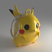 pikachu key chain