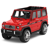 Children's electric car Mercedes-Benz G65 AMG