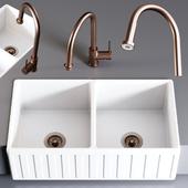 Sink Oldham and Mixer Royden